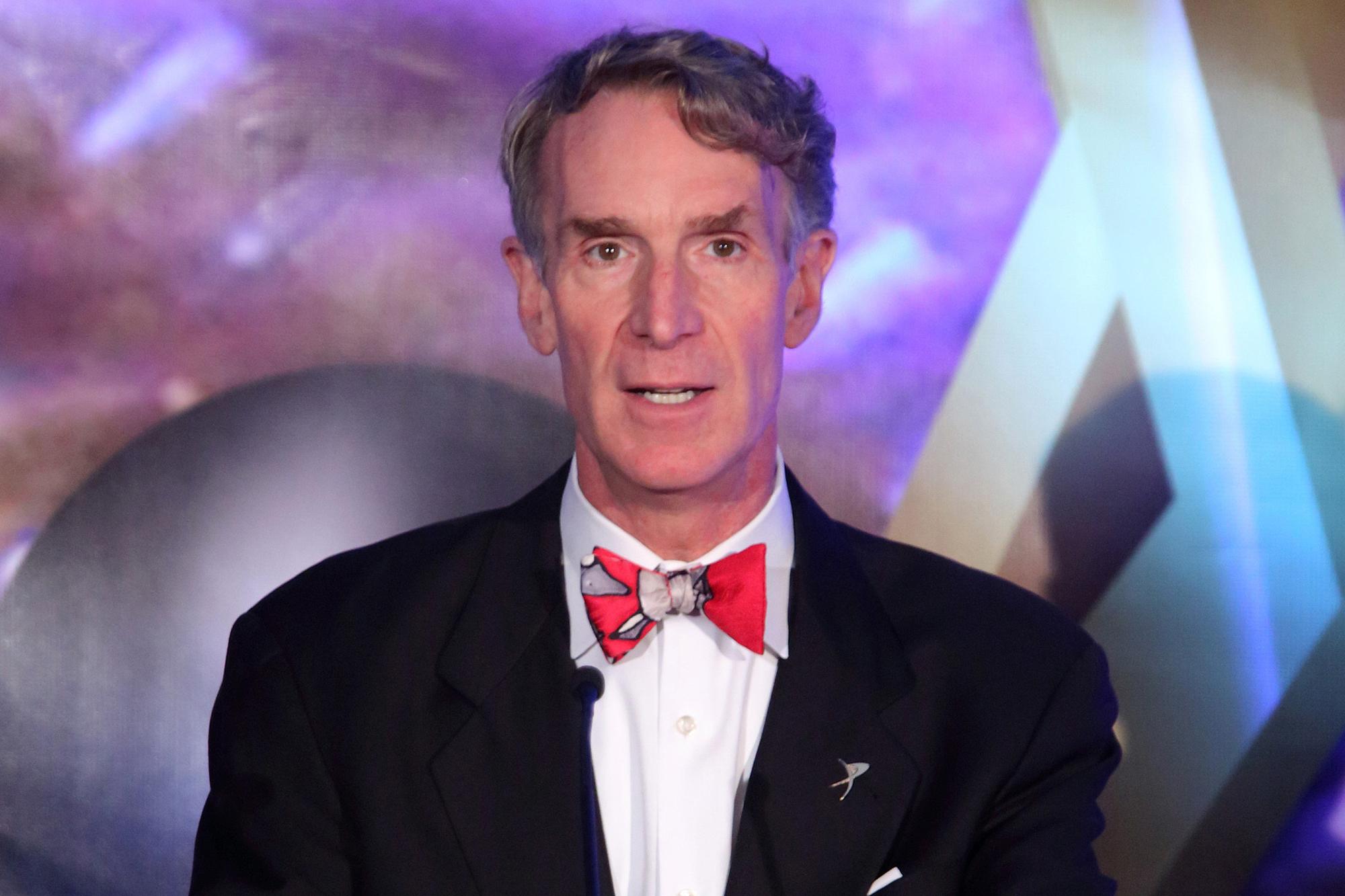 Bill Nye Wallpaper