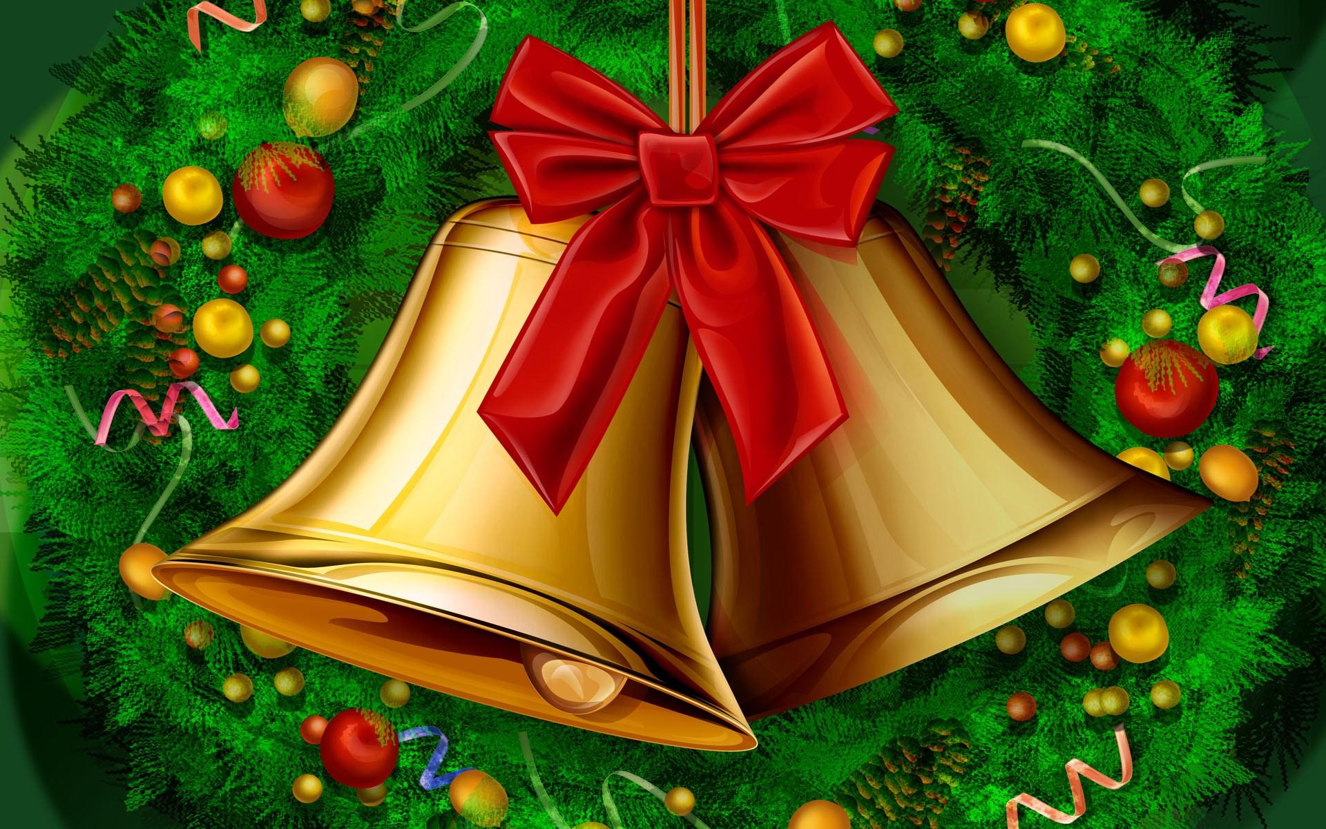 Christmas Bell Wallpaper 1920x1200 26266