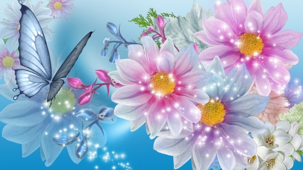 Flowers wallpaper | 1920x1080 | #51619