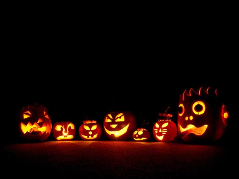 Image result for halloween pumpkins