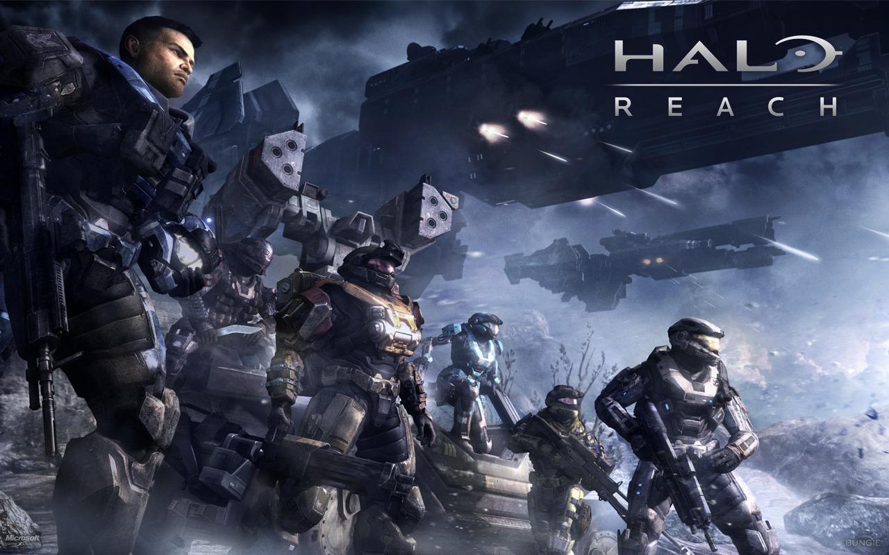 Halo Reach Wallpaper 1280x800 78927