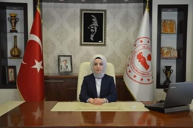 Kaymakam Baytak'tan 29 Ekim Cumhuriyet Bayramı mesajı