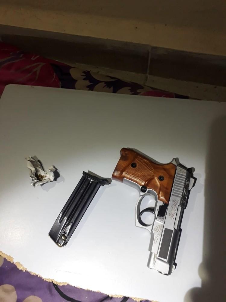 Eskişehir'de 8 şüpheli yakalandı