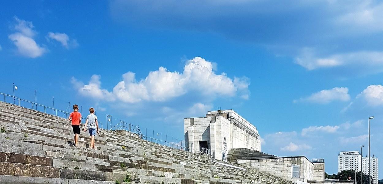 Zeppelin Grandstand - Neurenberg - Duitsland