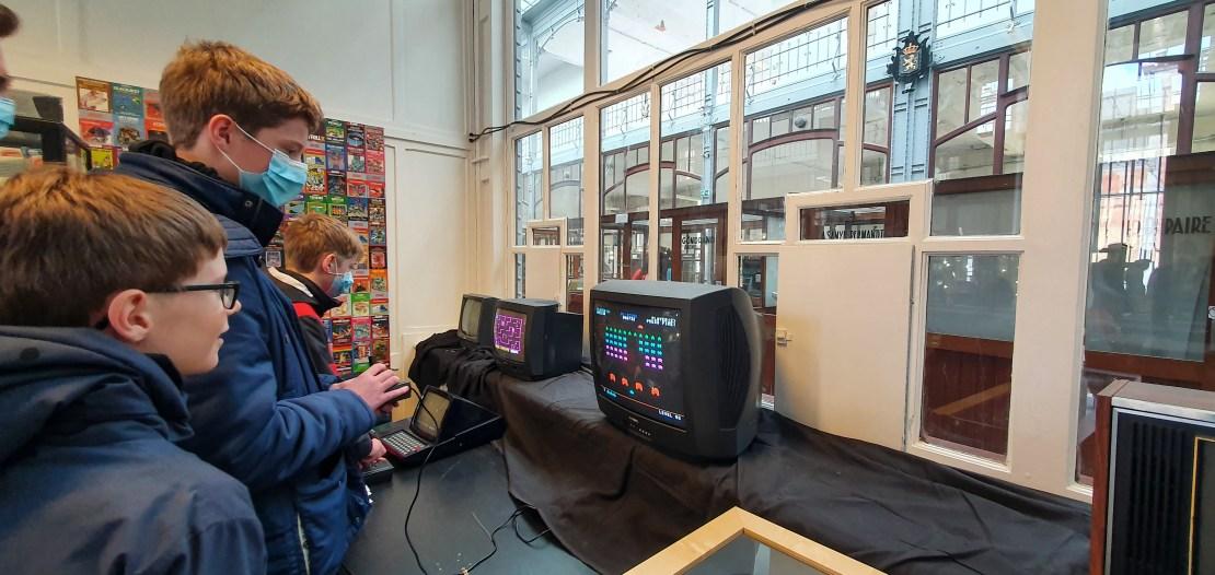 Pixelmuseum Brussel