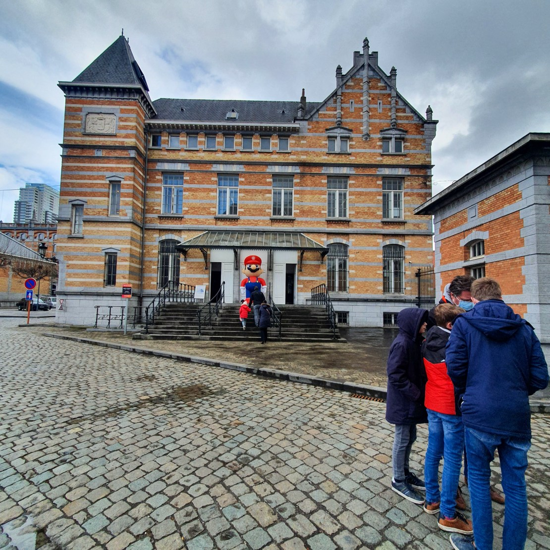 Pixelmuseum - Brussel - Thurn & Taxis