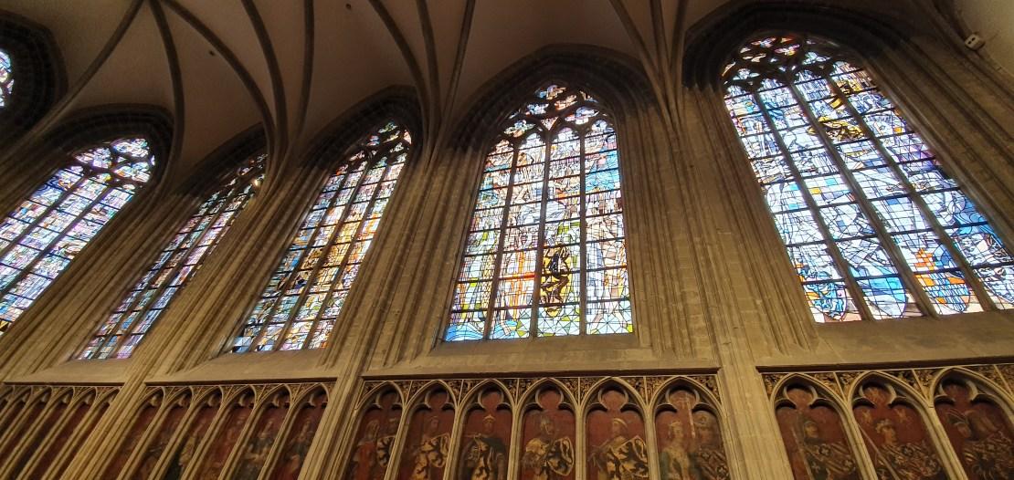 Gravenkapel - Onze Lieve Vrouwekerk - Kortrijk
