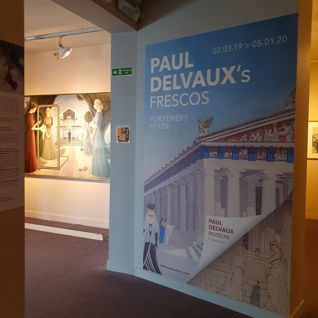 PAul Delvaux museum Koksijde