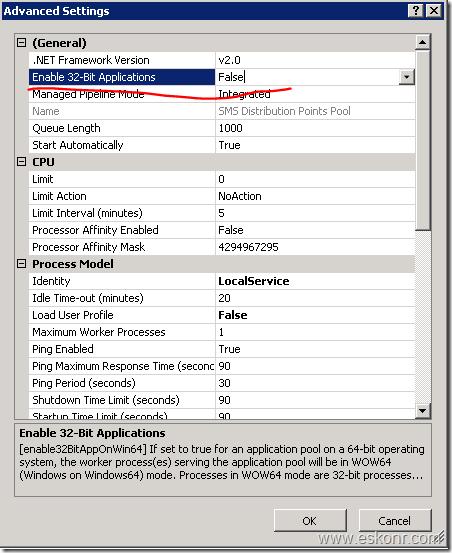 sccm Configmgr 2012 Error sending DAV request HTTP Code 500