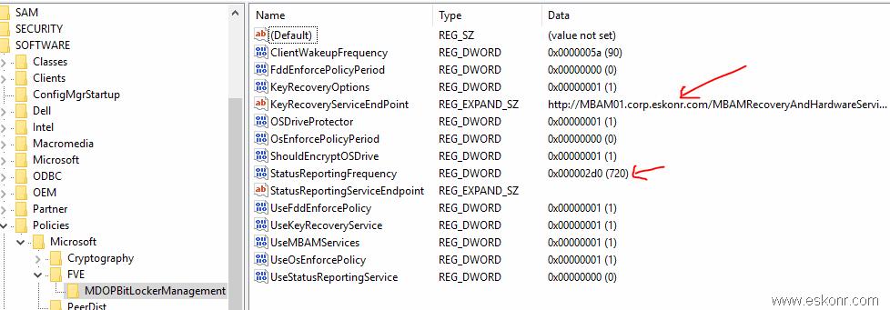 Sccm Encryption