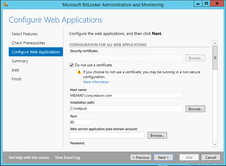 How to Install MBAM 2 5 SP1 and integrate with SCCM