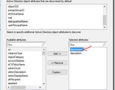 SCCM Configmgr 2012 Create device collection using the User Department attribute