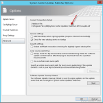 SCCM Configmgr How to make SCUP console settings available for all users and make the database as shared