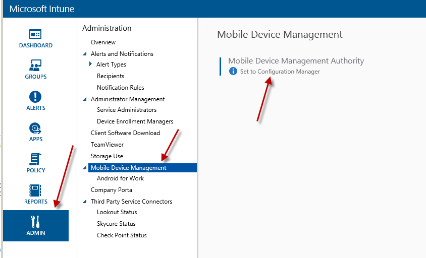 Could not enroll iOS devices to SCCM Configmgr Hybrid