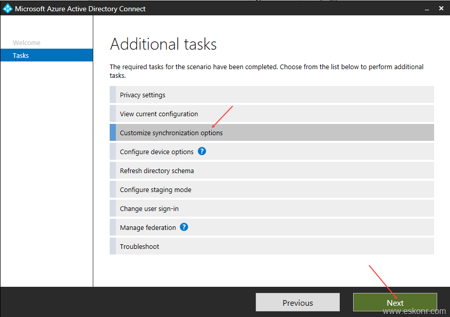 How to configure Hybrid Azure AD Join without ADFS for