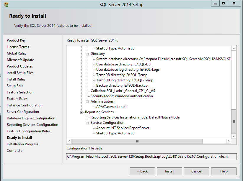 How to install Data warehouse service point in SCCM