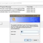SCCM remote control failed to do Handshake in Server. An existing connection was forcibly closed by the remote host Error 80072746