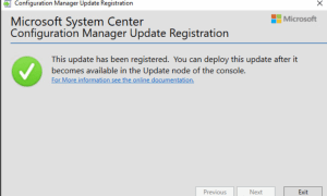 Configuration Manager 2002 hotfix KB4575774-The action Check Readiness for Upgrade is invalid