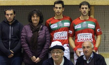 Elgart-Sanchez remportent le tournoi de Lohitzun