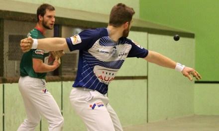 Eskullari Pro Pilota : Ducassou et Waltary en demi-finale