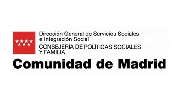 dirección general de servicios sociales Madrid