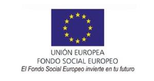 bandera europea fondo social europeo