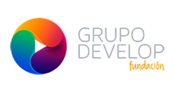 logo grupo develop fundación