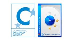 logo compromiso excelencia europeo