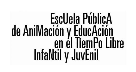 tipografia escuela pública de animación y educación