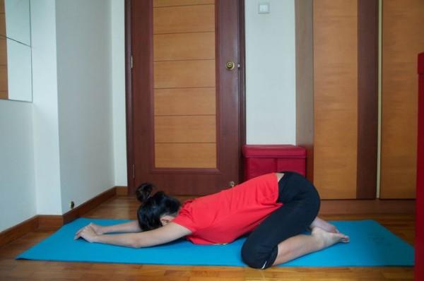 yoga colicos