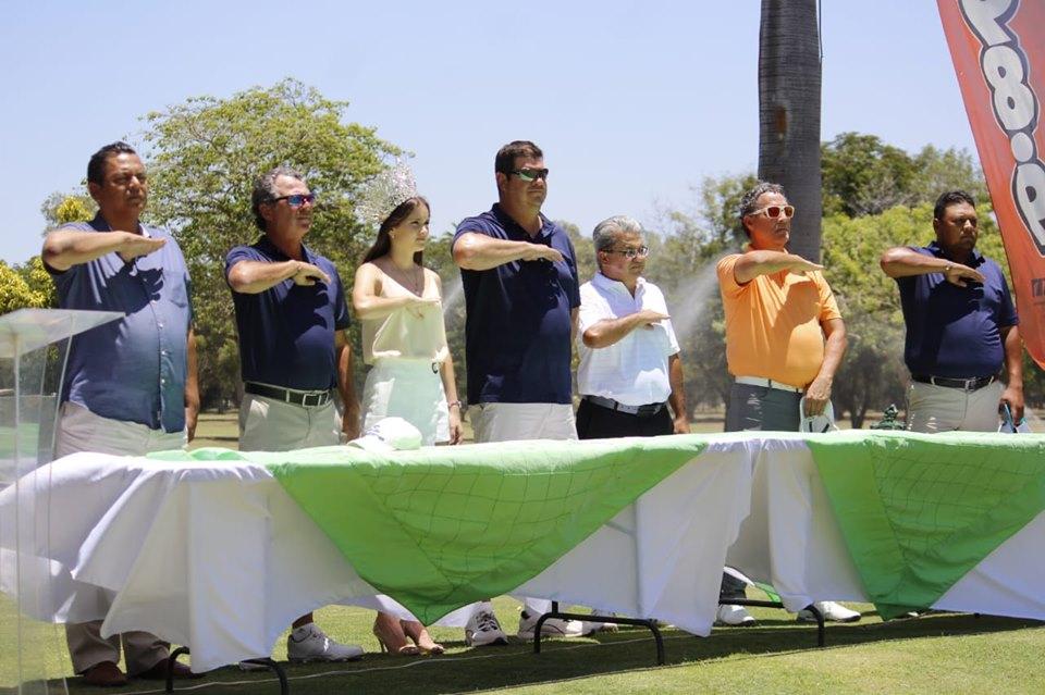 IMDA encabeza inauguración de Estatal de Golf en el Country Club