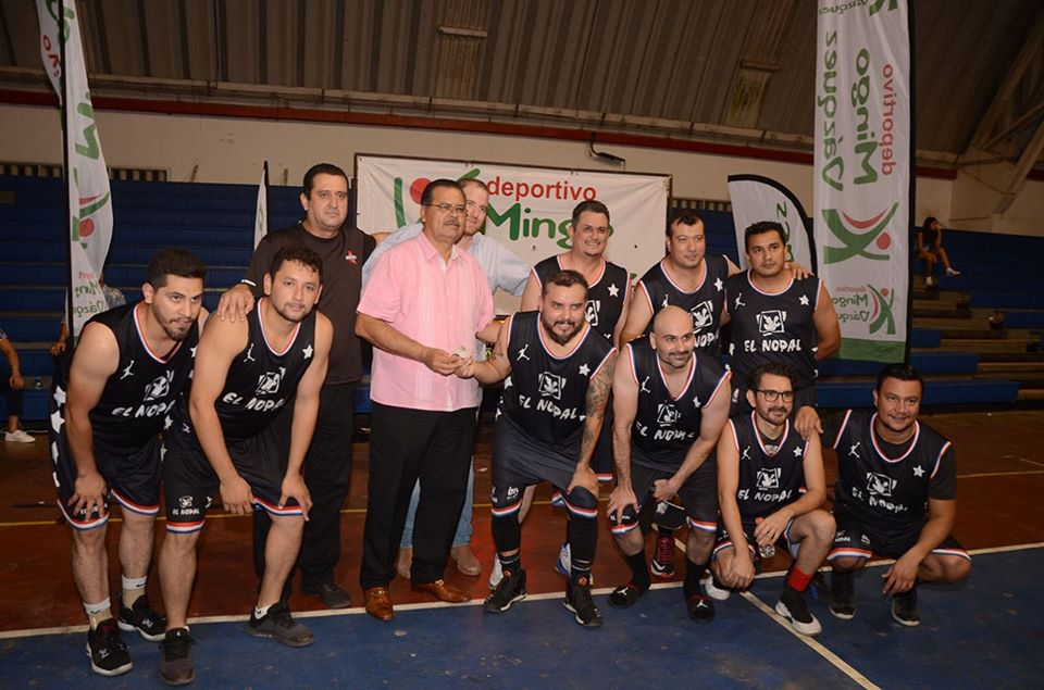 SmartGas e Imagia disputarán gran final de Baloncesto de Invierno «Mingo Vázquez»