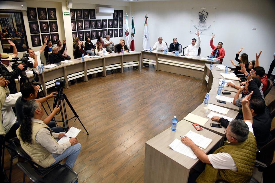 Regidores en Ahome aprueba Cabildo Abierto en Nuevo San Miguel