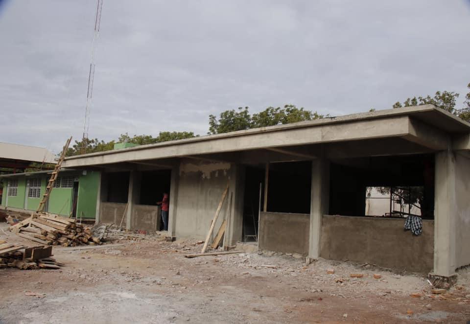 Colegio de Bachilleres amplía infraestructura del Plantel 96 en Ejido Sánchez Celis