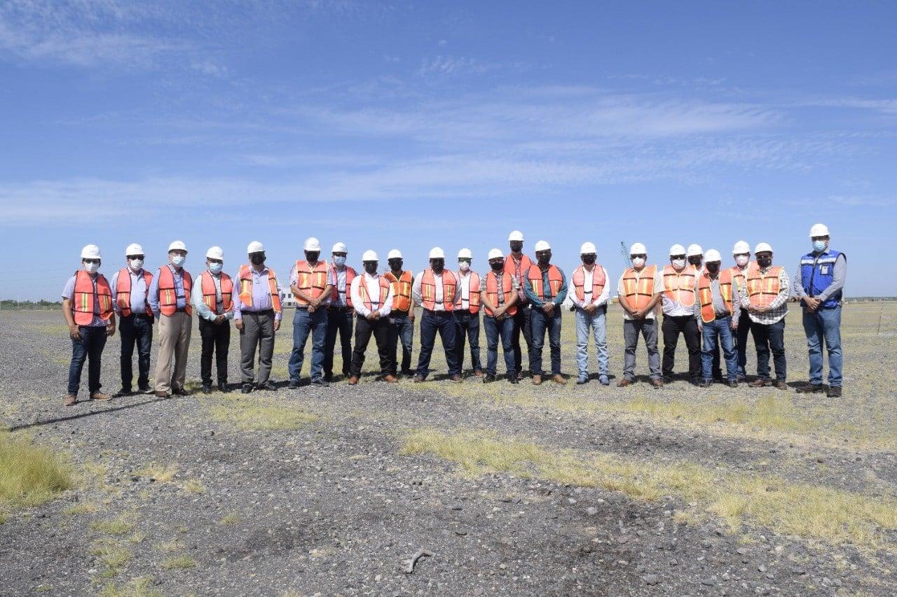 Módulos de riego y Red Mayor del Valle del Fuerte avalan construcción de planta de fertilizantes en Topolobampo