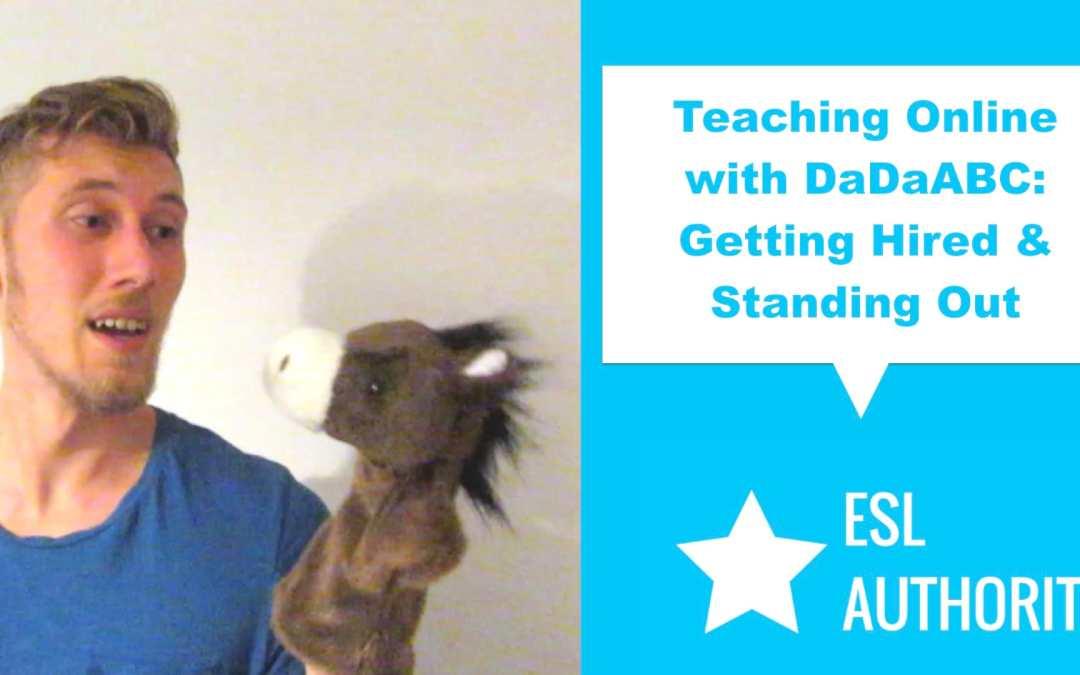 teaching for dadaabc - jason