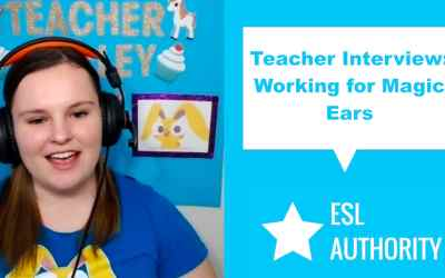 Teacher Interview: What It's Like to Teach Online with Magic Ears