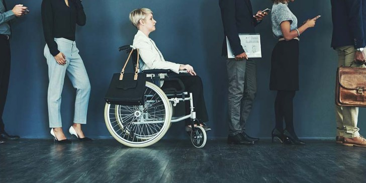 как могут уволить инвалида