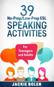 esl speaking activities adults