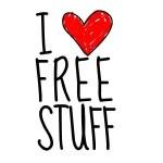 Want some free stuff?