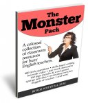 The Monster Pack-Resources for busy English teachers
