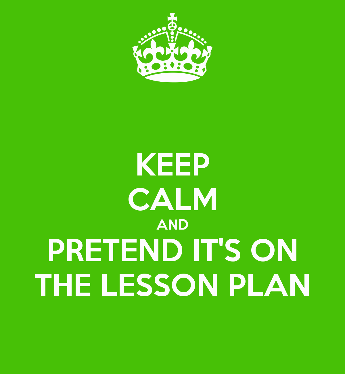 Make your Life Easier: ESL Lesson Plans
