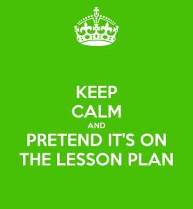 ESL lesson plans