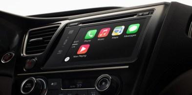 CarPlay Apple HEADER