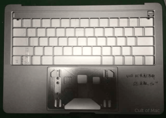 MacBook Pro OLED Bar Leak 4