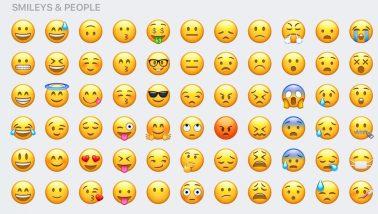 iOS 10 New Emoji 2