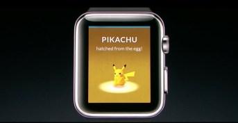 Pokemon Go Apple Watch 4