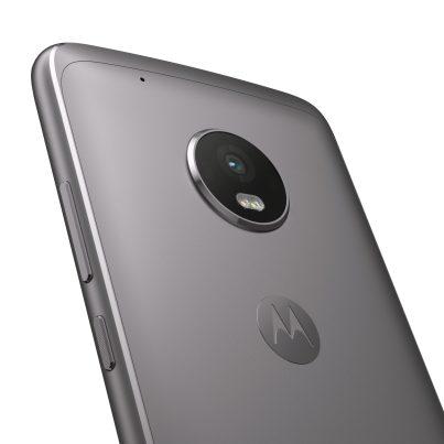 Moto G5 Plus_Black_Back_Detail