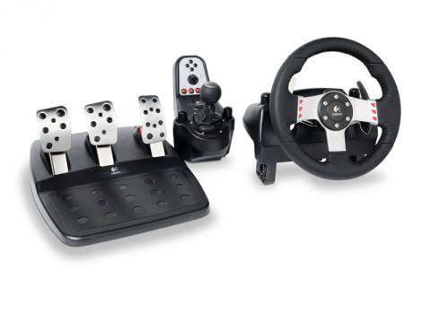 Logitech G27 Drivers