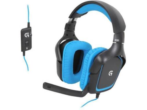 Logitech G430 Software